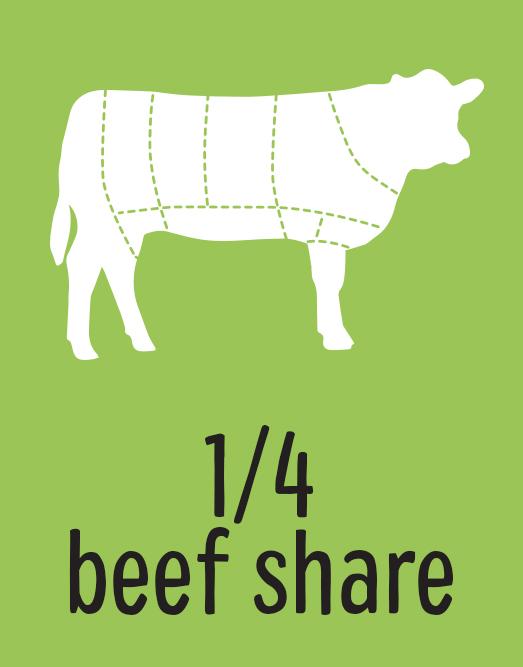 1 4 beef bundle Butchering a Cow
