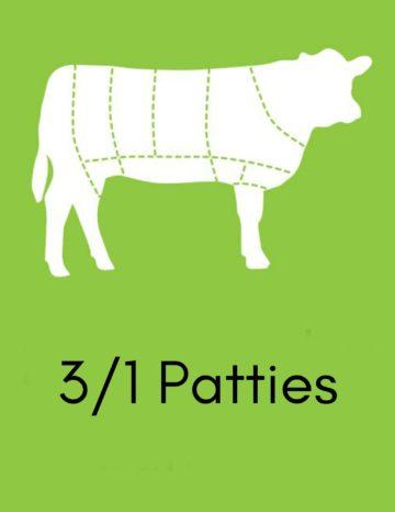 3/1 Patties