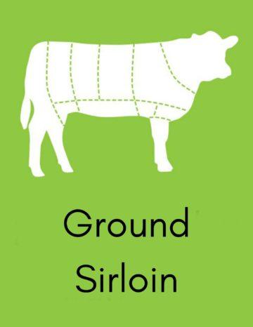 Ground Sirloin
