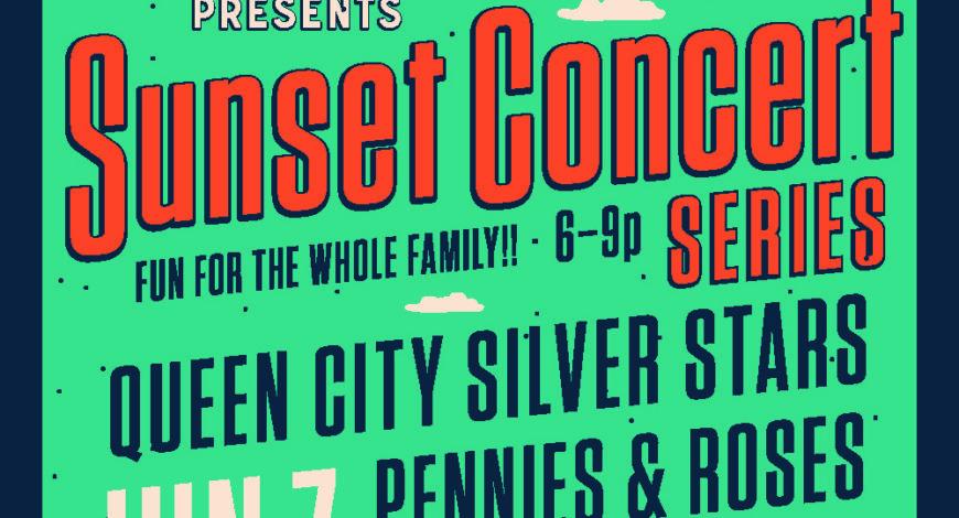 June 7th Sunset Concert
