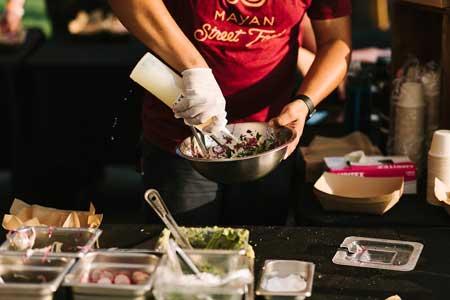 Mayan Street Food Slaw