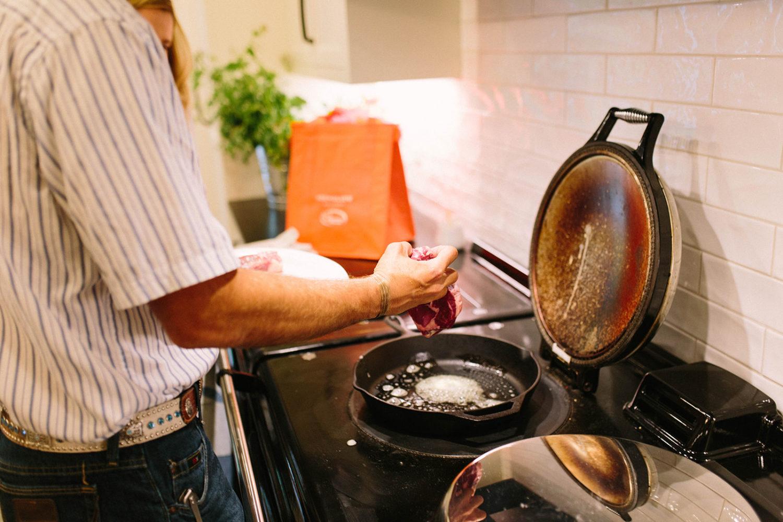 Derek Cooking